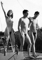 Nudists Camp Crowd 10