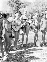 Nudists Camp Crowd 107