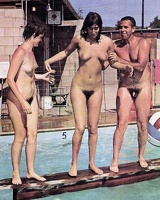 Nudists Camp Crowd 113