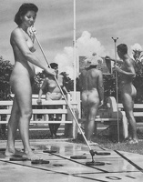 Nudists Camp Crowd 133