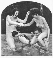 Nudists Camp Crowd 139