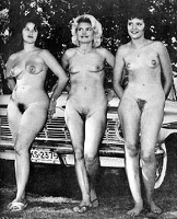 Nudists Camp Crowd 142