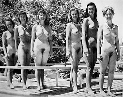 Nudists Camp Crowd 168