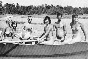 Nudists Camp Crowd 37