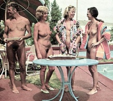 Nudists Camp Crowd 47