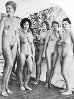 Nudists Camp Crowd 51