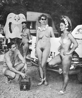Nudists Camp Crowd 52