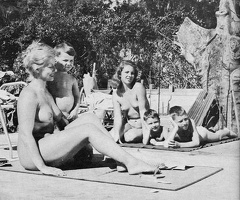 Nudists Camp Crowd 60