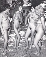 Nudists Camp Crowd 69