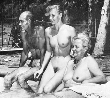 Nudists Camp Crowd 75
