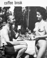 Nudists Camp Crowd 76