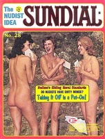 Nudists magazine covers 107
