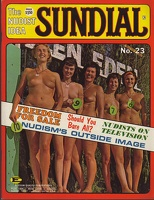 Nudists magazine covers 121