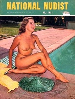 Nudists magazine covers 148