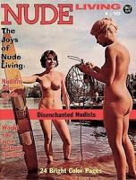Nudists magazine covers 2