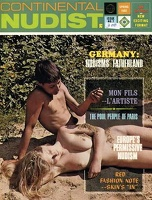 Nudists magazine covers 40