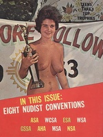 Nudists magazine covers 44