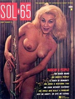 Nudists magazine covers 50