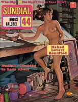 Nudists magazine covers 60
