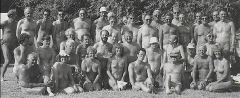 Nudists Camp Crowd 248